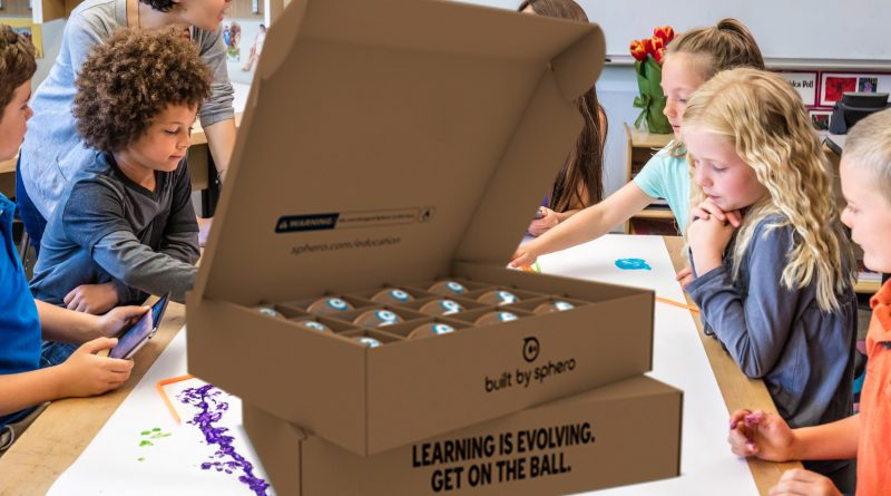 Nuevo Sphero SPRK+ Education Pack